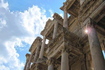 Bodrum Efes Turu - Celcus Kütüpanesi - Bodrum Günlük Turlar