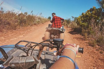 Bodrum ATV Turu - Quad Safari - Adrenalin Dolu Bir Gün!