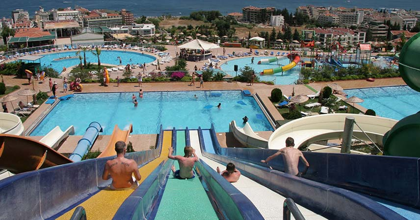Marmaris Aqua Dream Su Parkı - Marmaris Günlük Turlar