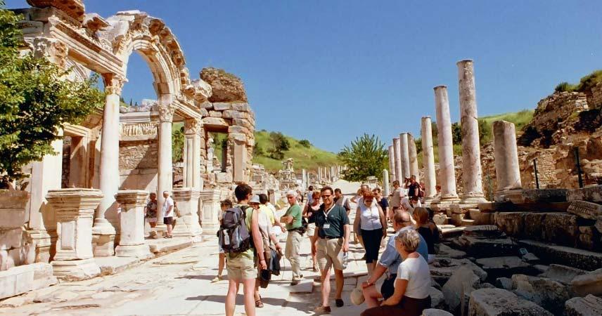 Marmaris Efes - Pamukkale Turu (2 Gün) - Bi' Günlük Turlar