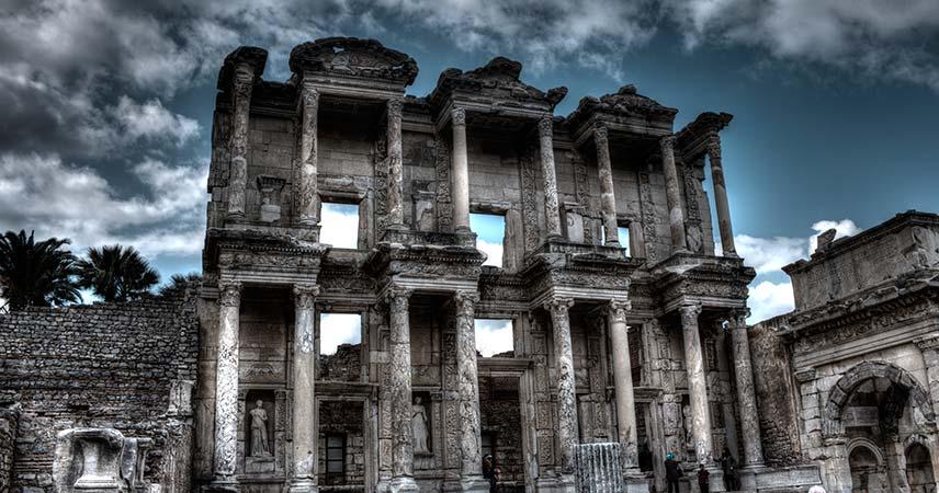 Marmaris Efes Turu - Meryem Ana Kilisesi - Bi' Günlük Turlar