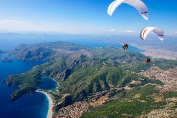Marmaris Fethiye Saklıkent Turu - Ölüdeniz Plajı - Bi' Günlük Turlar
