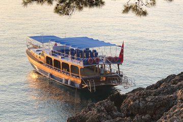 Adrasan Tekne Turu - Suluada Turu - Fiyatlar - Gidilen Koylar