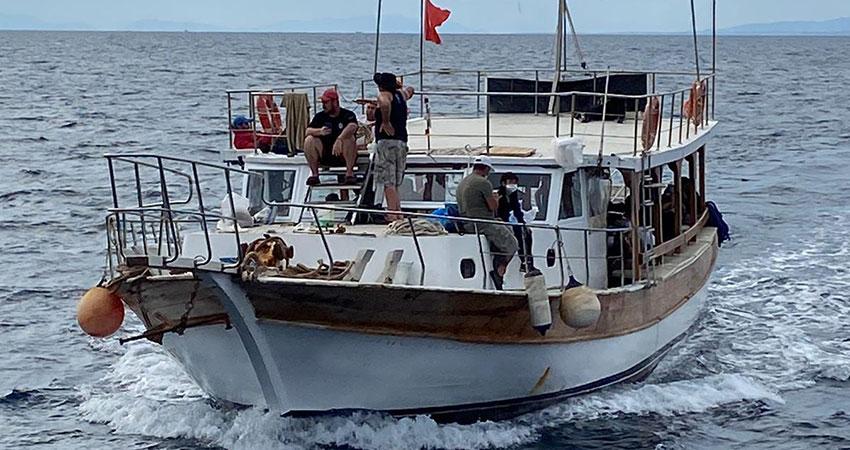 Bodrum Balık Turu - Balık Avı Turu - Program ve Fiyatlar