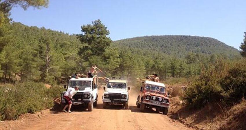 Bodrum Jeep Safari Turu - Fiyatlar - Rotalar ve Detaylar