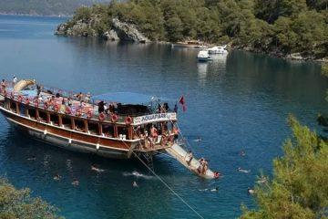 Fethiye Tekne Turu 2021 - 12 Adalar - Fiyatlar ve Gidilen Koylar