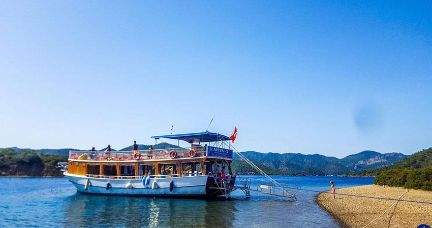 Göcek Tekne Turu 2020 - 12 Adalar Turu - Gidilen Koylar ve Detaylar