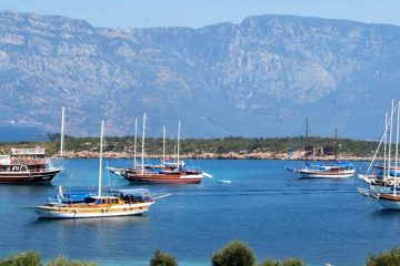 Marmaris Sedir Adası Tekne Turu 2021 - Fiyatlar ve Rotalar