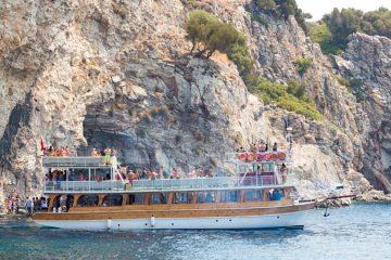 İçmeler Tekne Turu 2021 - Fiyatlar - Rotalar - En İyi Fiyat