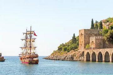 Kalkan Tekne Turu 2021 - Fiyatları ve Rotaları - En İyi Hizmet