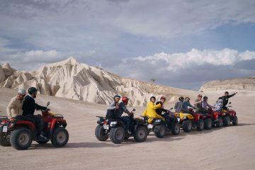 Kapadokya Atv Safari - Gün Batımı - Program ve Fiyatlar