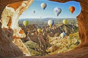 Kapadokya Balon Turu 2021 - 425TL - Balon Fiyatları ve Programlar