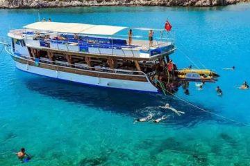 Kuşadası Tekne Turu 2020 - Fiyatlar - Koylar - En Uygun Fiyat