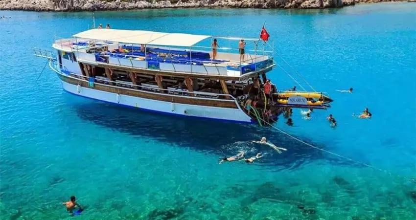 Kuşadası Tekne Turu - Fiyatlar - Koylar - En Uygun Fiyat