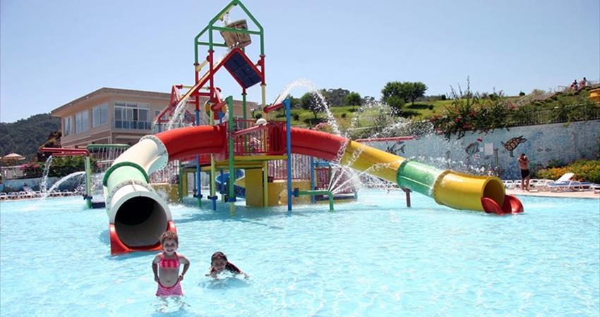Marmaris Aquapark - Marmaris Suparkı - Atlantis - Aqua Dream