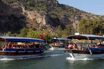 Marmaris Dalyan Tekne Turu 2021 - Fiyatlar - Rotalar