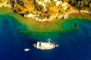 Kekova Tekne Turu 2021 - Fiyatlar - Rotalar - En İyi Hizmet