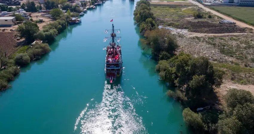 Manavgat Tekne Turu 2021 - Rotalar - Fiyatlar - En İyi Hizmet