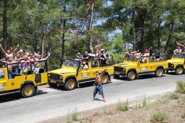 Fethiye Jeep Safari - Program - Fiyatlar ve Detaylar