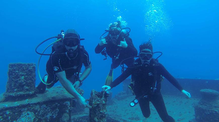 Fethiye Dalış Turu - Fethiye'yi Tüplü Dalış Turu ile Keşfet