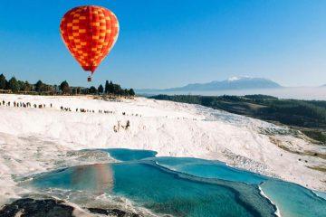 Fethiye Pamukkale Turu - Fethiye Çıkışlı Günübirlik Turlar