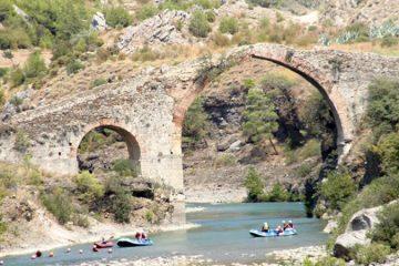 Fethiye Rafting Turu - Yemek Dahil En Uygun Fiyat - Bi'Günlük Turlar