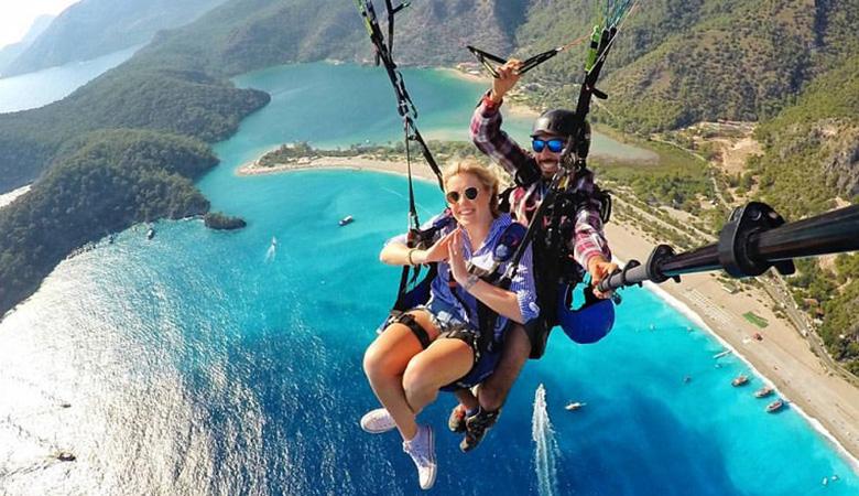 Fethiye Yamaç Paraşütü - Babadağ Paraşüt Turu - Fiyat ve Detaylar