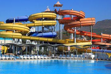 Aquacity Balçova Termal Aquapark - İzmir'de Aqua Park Keyfi