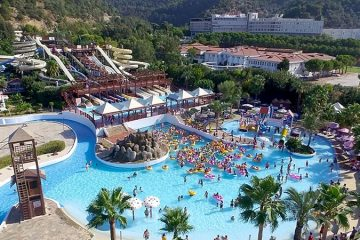 Gümüldür Aquapark - İzmir'de Aqua Park Keyfi - Bi' Günlük Turlar