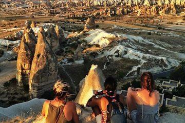 Kapadokya Mavi Tur - En İyi Tur Şirketleri - Mavi Tur Fiyatları