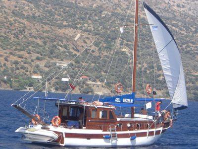 Kuşadası Gel Gezelim Özel Tekne