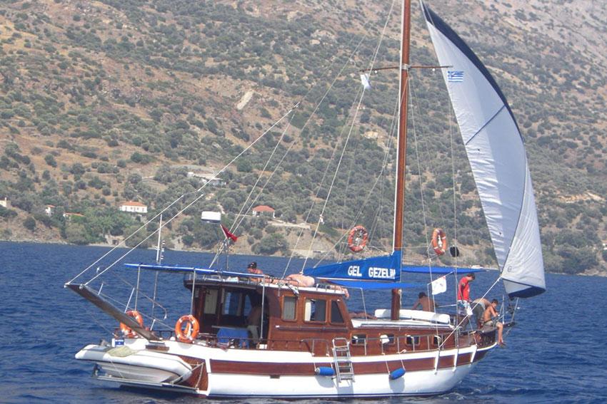 Kusadası Gel Gezelim Özel Tekne - Tekne Kiralama - Fiyatlar ve Detaylar