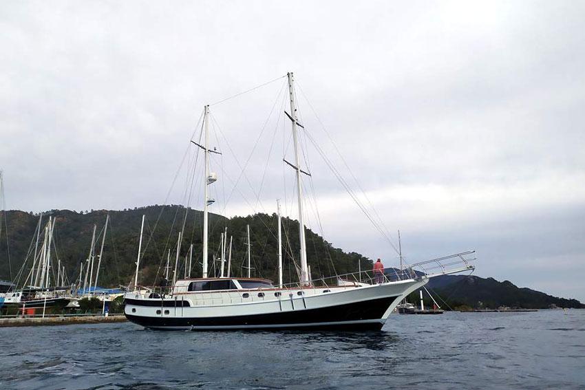Marmaris Tekne 15 (YZC)