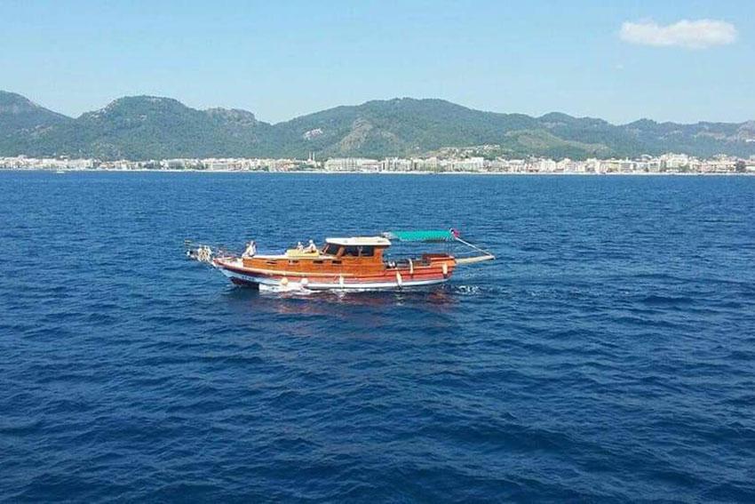 Marmaris Tekne 10 (Zeus Teknesi)