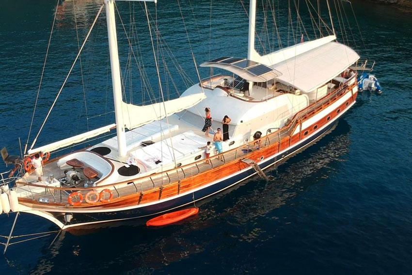Marmaris Tekne 12 (Bozburun Teknesi)