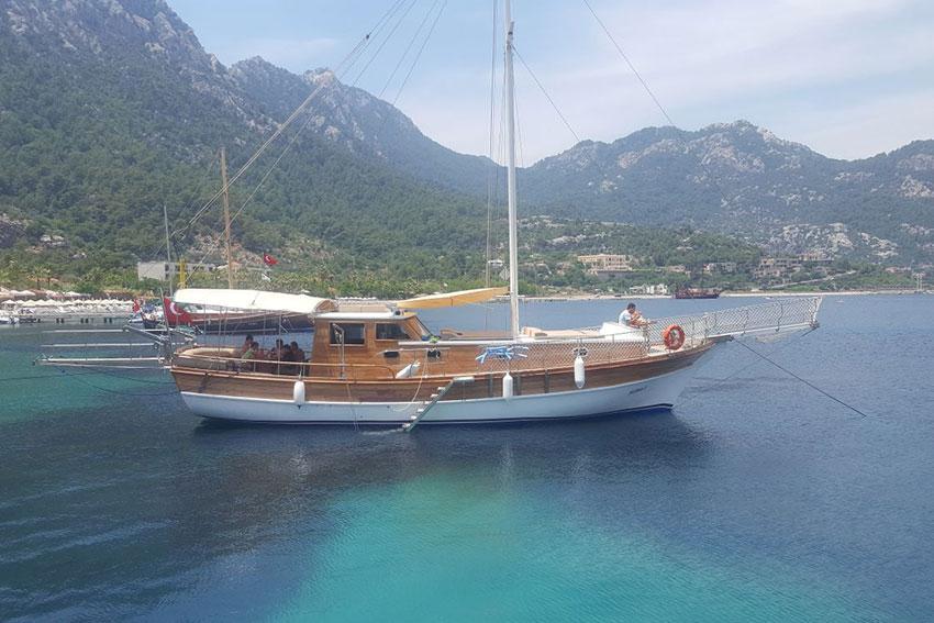 Marmaris Tekne 9 - Uygun Fiyatlar - Detaylar - Marmaris Tekne Kiralama