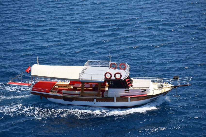 Marmaris Tekne 2