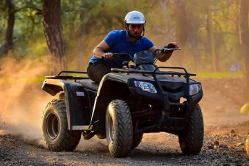 Antalya Quad Safari