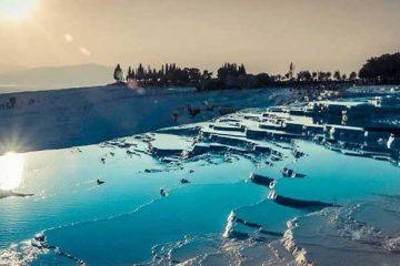 Konaklamalı Antalya Pamukkale Turu