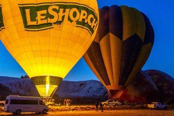 Antalya Balon Turu - Pamukkale Sefalarında Balon Keyfi!