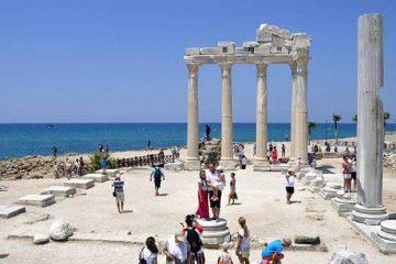 Antalya Perge Aspendos Side Turu Programı 2021 - Bi'Günlük Turlar