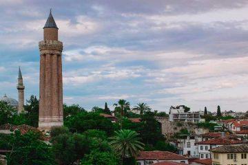 Antalya Şehir Turu Programı 2021 - Program ve Detayları