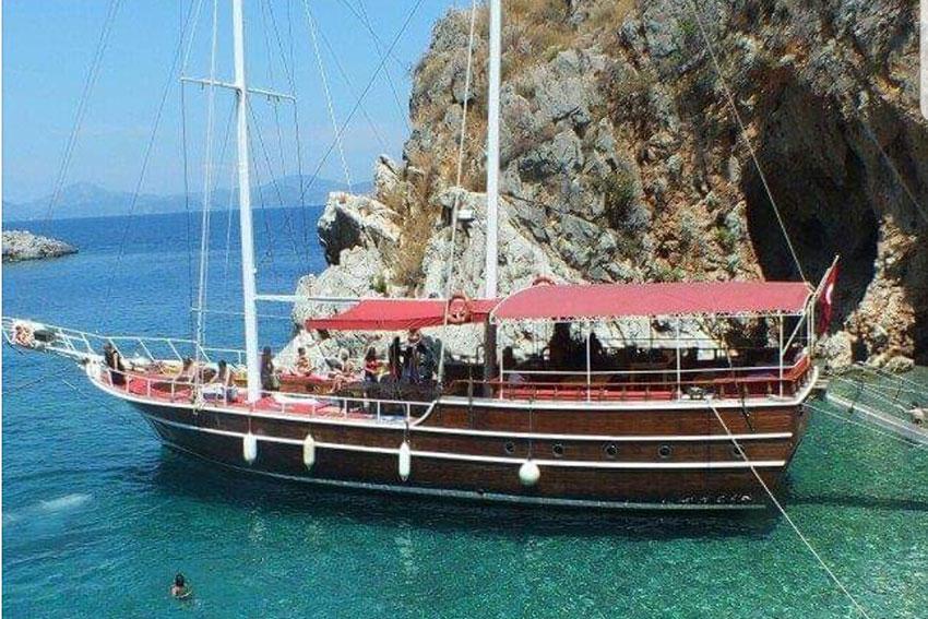 Fethiye Tekne 2 - Günlük Fethiye Tekne Kiralama - Program Detayları
