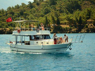 Fethiye Tekne 5