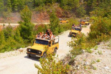 kuşadası jeep safari