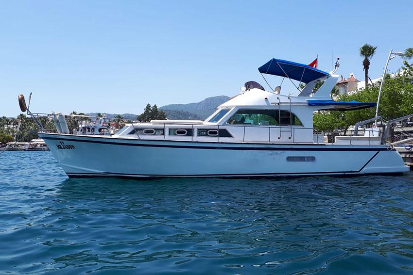 Marmaris Tekne 16 (YSN)