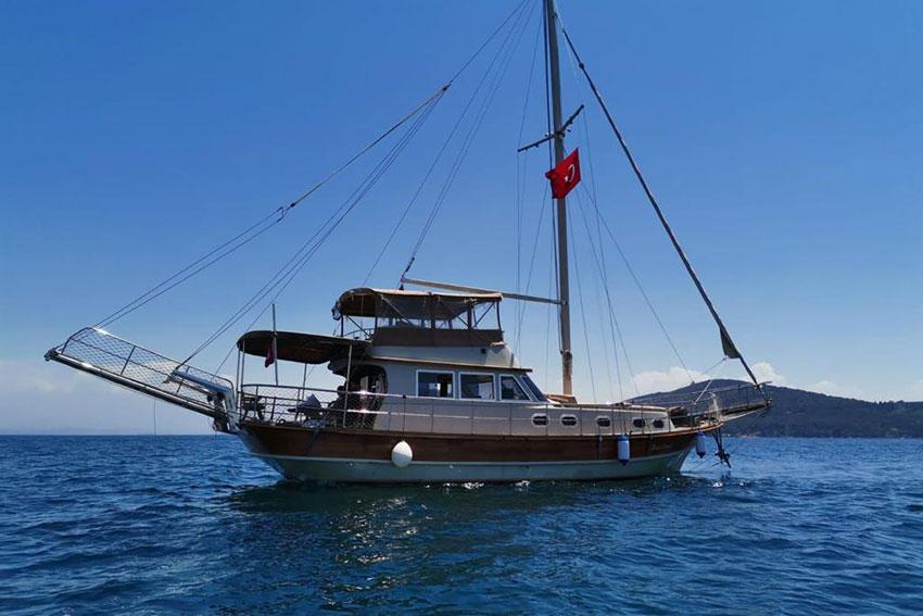 Marmaris Tekne 19 (AOK)