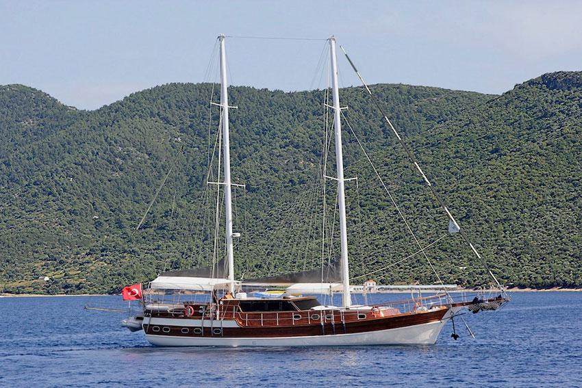 Marmaris Tekne 20 (SMS)