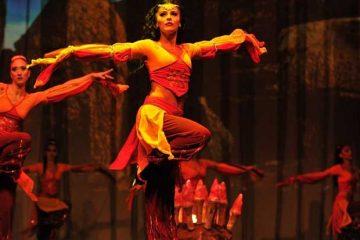 Antalya Anadolu Ateşi Troya - Muhteşem Dans Şovu Programı - Detayları