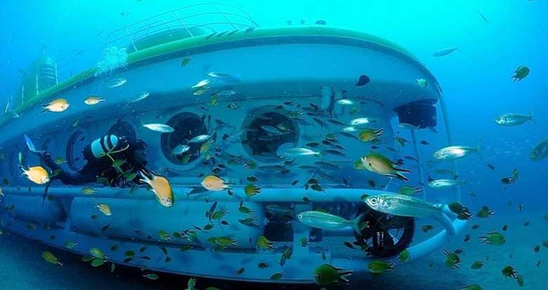 Antalya Denizaltı Turu - Deniz Altına Yolculuk Zamanı - Detaylar - Fiyatlar